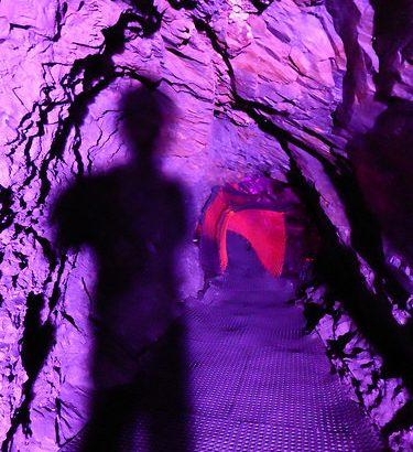 Llechwedd Slate Caverns Trampoline Park