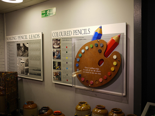 The Cumberland Pencil Museum, Keswick