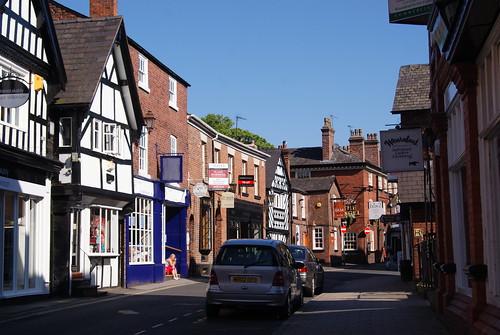 Knutsford, Cheshire