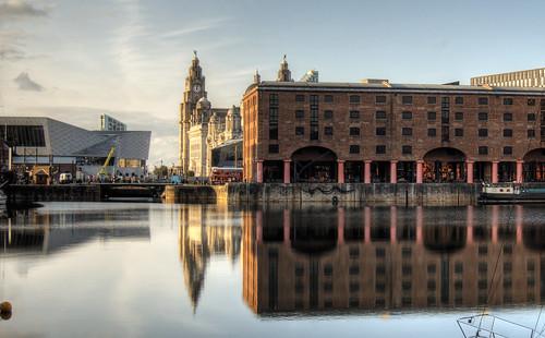 Royal Albert Dock, Liverpool
