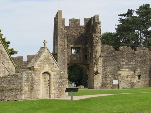 Farleigh Castle, Berkshire